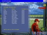 Grand Prix Manager Windows Acquire technology