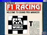 Grand Prix Manager Windows Race news