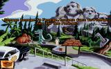 Sam & Max: Hit the Road DOS The heroes of the game will often spout complete nonsense
