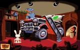 Sam & Max Hit the Road DOS Sometimes you need to be creative to get what you want