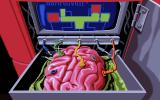 Sam & Max: Hit the Road DOS This puzzle involves programming a robot to perform certain actions. It is actually quite easy