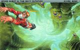 Space Quest V: The Next Mutation DOS A dramatic scene!..