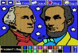 The Electric Crayon Deluxe: Seasons & Holidays Apple II U.S. presidents such as George Washington and Abe Lincoln have their own holiday