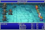 Final Fantasy I & II: Dawn of Souls Game Boy Advance Zombies  (FF1)