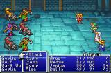 Final Fantasy I & II: Dawn of Souls Game Boy Advance Mixed enemies  (FF1)