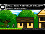 Shovel Knight Windows Welcome in village