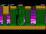 Shovel Knight Windows enemy with lance
