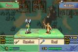 Fire Emblem: The Sacred Stones Game Boy Advance Heal magic