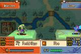 Fire Emblem: The Sacred Stones Game Boy Advance Monsters has several types