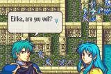Fire Emblem: The Sacred Stones Game Boy Advance Fight in castle
