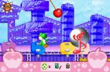 Yoshi Topsy-Turvy Game Boy Advance Play some notes with the ball