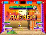 YoYo's Puzzle Park PlayStation Stage Clear!