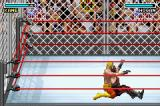WWE Road to Wrestlemania X8 Game Boy Advance Neck hold