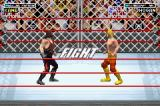 WWE Road to Wrestlemania X8 Game Boy Advance Fight!