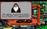 King's Quest V: Absence Makes the Heart Go Yonder! DOS In-game shot (EGA/Tandy)