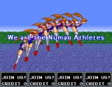 Numan Athletics (Arcade