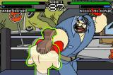 Wade Hixton's Counter Punch Game Boy Advance A punch is coming