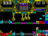Tantalus ZX Spectrum Enemy base is real maze