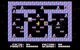 Cosmic Hero Atari 8-bit Level 1