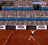All Star Tennis 2000 PlayStation A different angle or so.