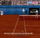 All Star Tennis 2000 PlayStation Out! Yeah, look at the ball. Go blame the developers?