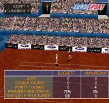 All Star Tennis 2000 PlayStation Mauresmo is rockin'.