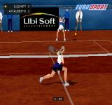 All Star Tennis 2000 PlayStation How close should I stand to the net?