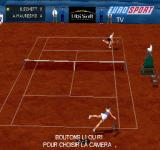 All Star Tennis 2000 PlayStation Don't remember if this ball was... in or out.