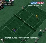 All Star Tennis 2000 PlayStation Dumb CPU. Well, it's the first match after all.