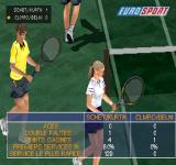 "All Star Tennis 2000 PlayStation Bye beauty. See you next time on TV. ""Nowadays she works for Eurosport as a commentator and hostess."""