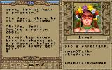 Worlds of Ultima: The Savage Empire DOS Characters would sometimes address your specific companions