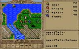Worlds of Ultima: The Savage Empire DOS Lovely waterfall area