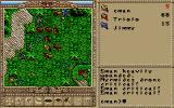 Worlds of Ultima: The Savage Empire DOS The ant-like Myrmidex are formidable opponents, and they come in swarms. You don't stand a chance against them at this point of the game