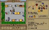 Worlds of Ultima: The Savage Empire DOS You finally discover the lab where it all started!.. Look at Jimmy's inventory, with a rifle and an armor and all