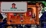 King's Quest V: Absence Makes the Heart Go Yonder! DOS In a store (EGA/Tandy)