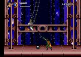 The Adventures of Batman & Robin Genesis Robin can't shoot him