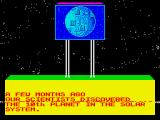 Planet 10 ZX Spectrum Story