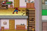 Ultimate Spider-Man Game Boy Advance Thug below
