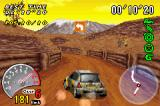 V-Rally 3 Game Boy Advance Watch those walls
