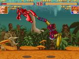 Schmeiser Robo Arcade Prehistoric jungle level