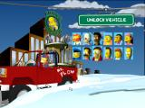 The Simpsons: Road Rage GameCube Unlocking Mr. Plow