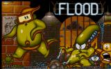 Flood Amiga Title