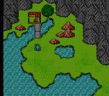 "Just Breed NES Enemies wiped out - ""normal"" traveling on the world map"