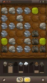 Puzzle Craft Android The mining game.