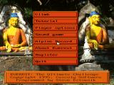 Everest: The Iceman's Apprentice DOS The game's title screen