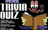 Arcade Trivia Quiz Commodore 64 Title Screen