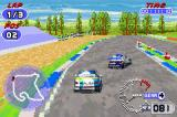 TOCA: World Touring Cars Game Boy Advance Bend approaching