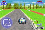 TOCA: World Touring Cars Game Boy Advance Trying to impress