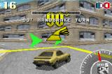 Stuntman Game Boy Advance Attempting a handbrake turn