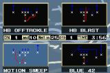 Sports Illustrated for Kids: Football Game Boy Advance Choose an offensive play